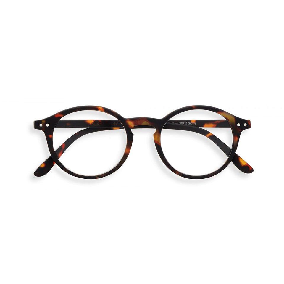 【IZIPIZI / イジピジ】(旧See Concept シーコンセプト) READING #D / リーディング・ディー (トータス/べっ甲) | ボストン,伊達メガネ