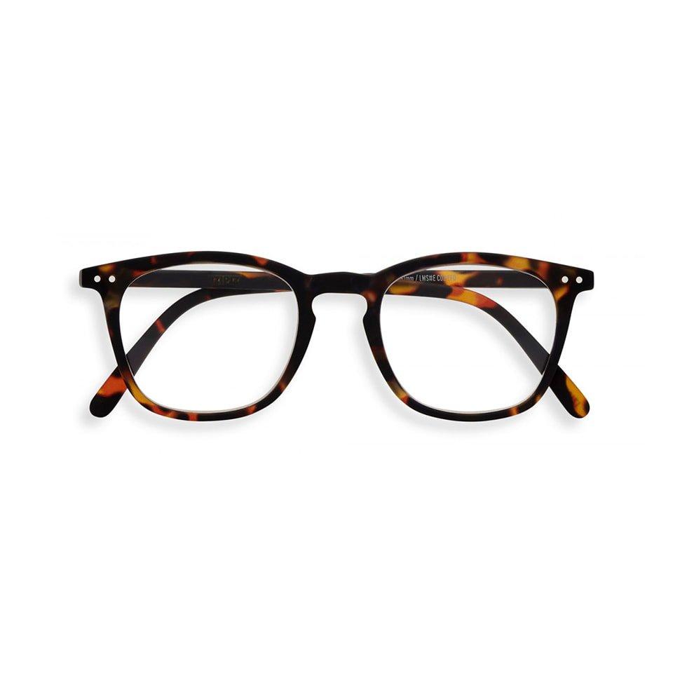 【IZIPIZI / イジピジ】(旧See Concept シーコンセプト) READING #E / リーディング・イー (トータス/べっ甲) | ウェリントン,伊達メガネ