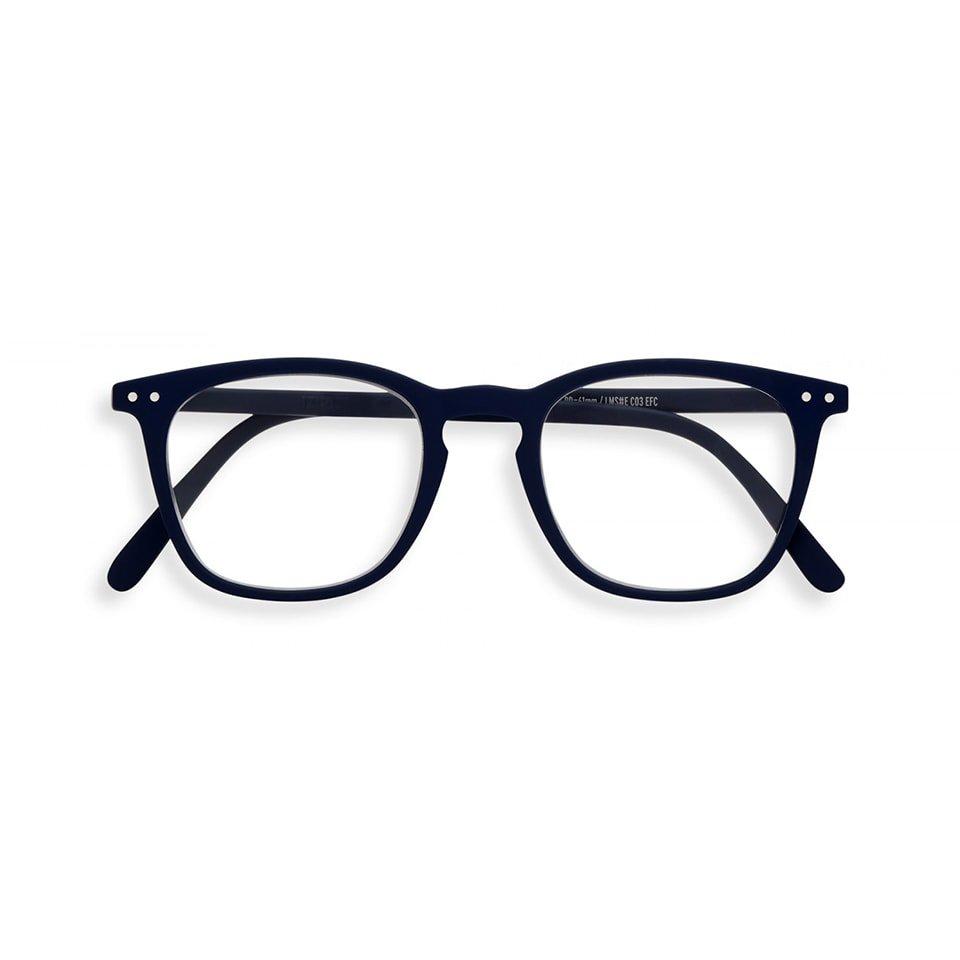 【IZIPIZI / イジピジ】(旧See Concept シーコンセプト) READING #E / リーディング・イー (ネイビーブルー) | ウェリントン,伊達メガネ