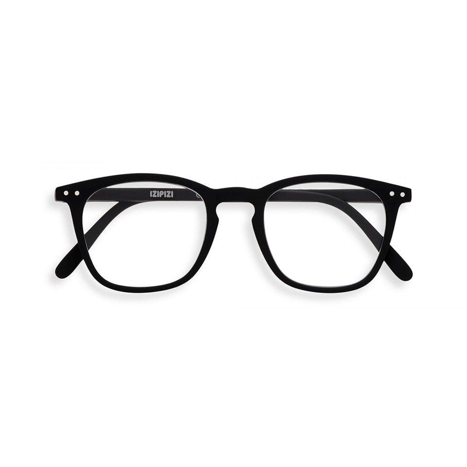 【IZIPIZI / イジピジ】 READING #E / リーディング・イー (ブラック) | 旧See Concept,ウェリントン,既成老眼鏡,リーディンググラス