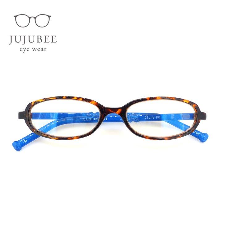 【JUJUBEE / ジュジュビー】 LOUGAN'S Clare PC / ローガンズ・クレア・ピーシー (インディゴ) | 既成老眼鏡,リーディンググラス
