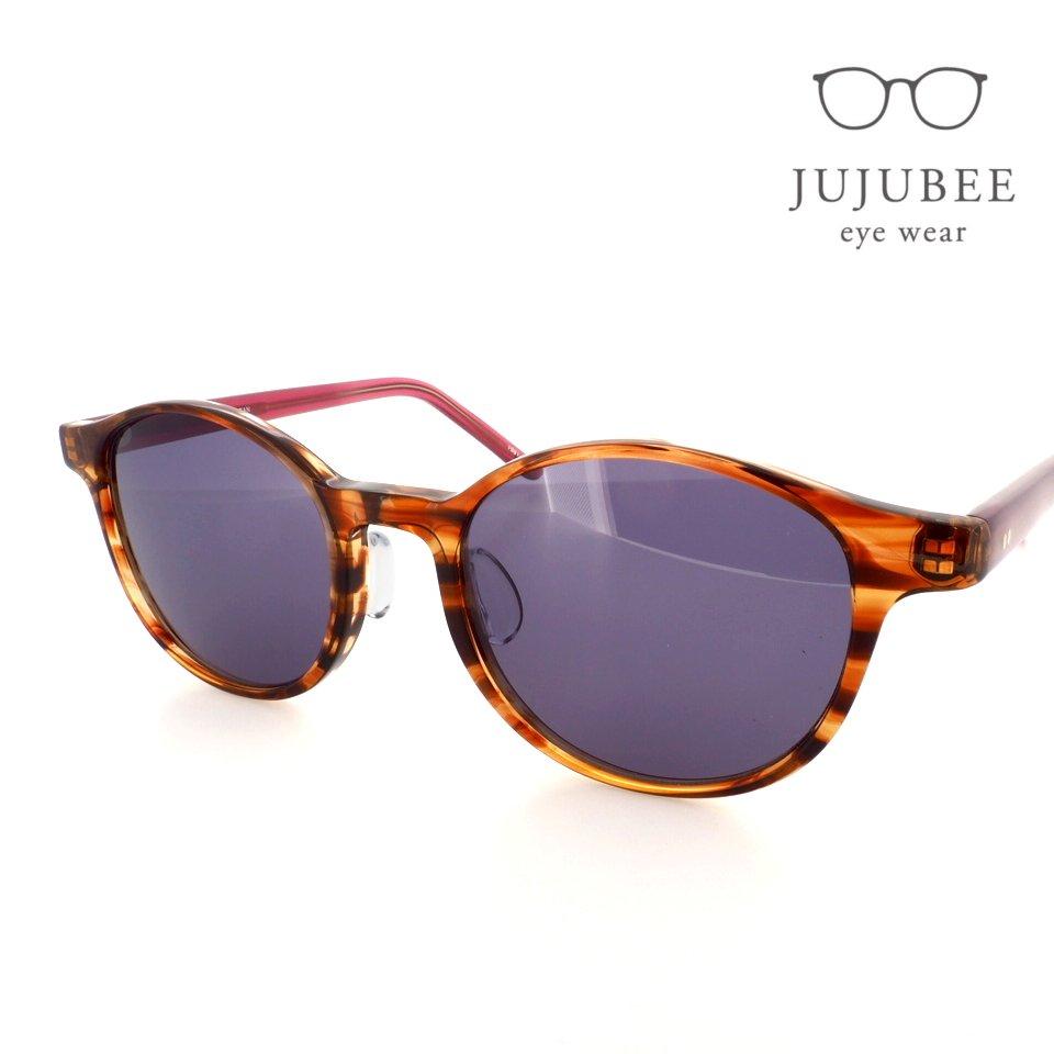 【JUJUBEE / ジュジュビー】 iroum 1981-1 (sango / 珊瑚)   ボスリントン,サングラス