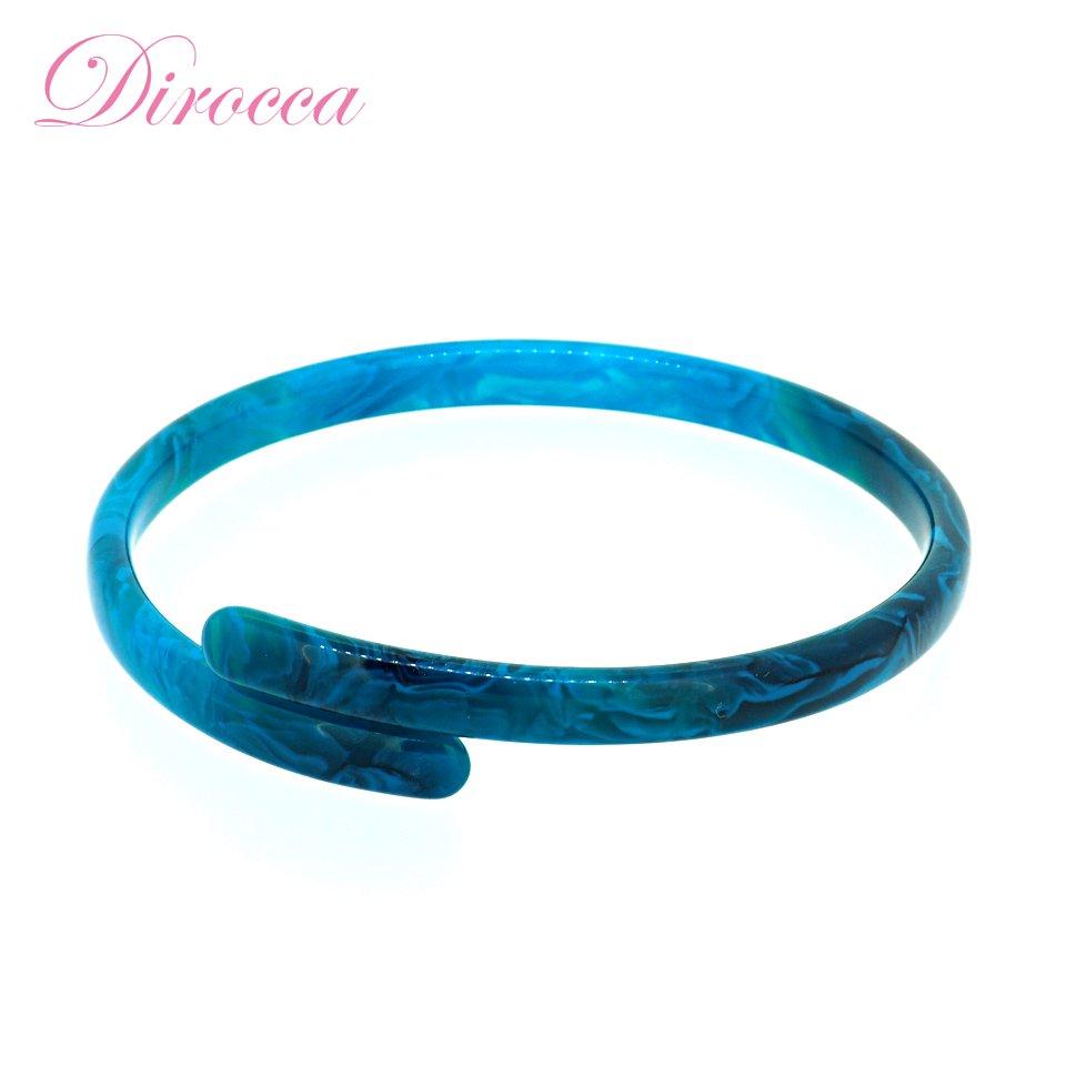 【Dirocca / ディロッカ】 ブレスレット Color18 | メガネ素材アクセサリー