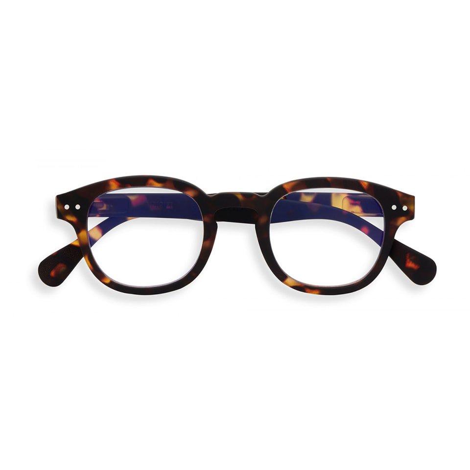 【IZIPIZI】SCREEN READING #C (TORTOISE)|イジピジ・スクリーン・リーディング・シー(トータス/べっ甲)|旧See Concept,ブルーライトカット老眼鏡