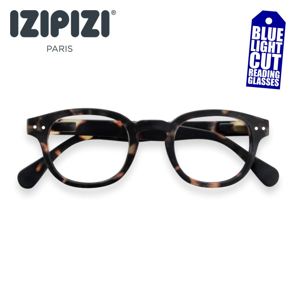 【IZIPIZI】SCREEN READING #C TORTOISE|旧See Concept,イジピジ・スクリーン・リーディング・シー(トータス/べっ甲)|ブルーライトカット,既成老眼鏡