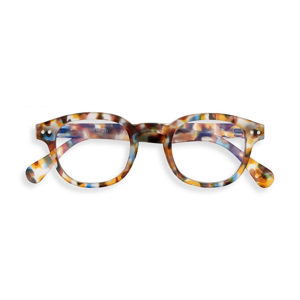 【IZIPIZI / イジピジ】 SCREEN READING #C / スクリーン・リーディング・シー (ブルートータス)|ブルーライトカット,既成老眼鏡
