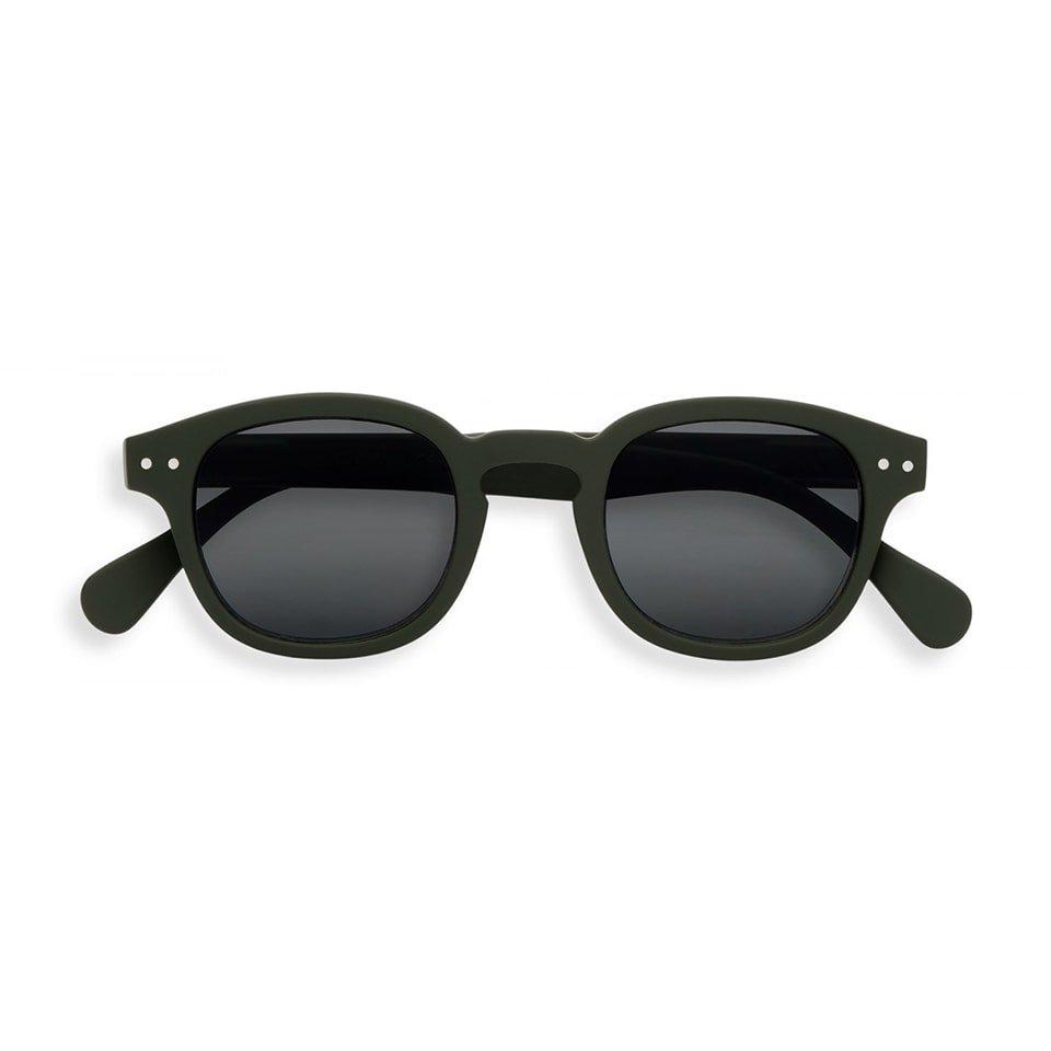 【IZIPIZI / イジピジ】 SUN #C / サン・シー (カーキグリーン)|旧See Concept,ボスリントン,サングラス