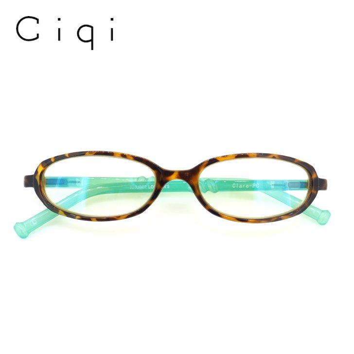 【JUJUBEE / ジュジュビー】 LOUGAN'S Clare PC / ローガンズ・クレア・ピーシー (リーフグリーン)|ブルーライトカット,既成老眼鏡