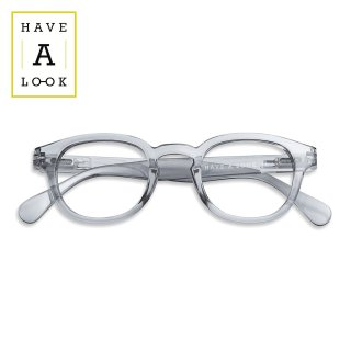 【HAVE A LOOK】READING GLASSES TYPE C (smoke)|ハブアルック・リーディンググラス・タイプシー(スモーク)|既成老眼鏡