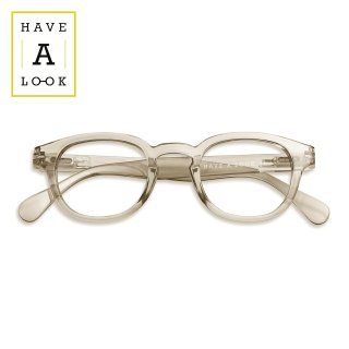【HAVE A LOOK】READING GLASSES TYPE C (olive)|ハブアルック・リーディンググラス・タイプシー(オリーブ)|既成老眼鏡