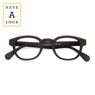 【HAVE A LOOK】READING GLASSES TYPE C (black)|ハブアルック・リーディンググラス・タイプシー(ブラック)|既成老眼鏡