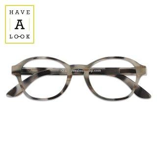 【HAVE A LOOK】READING GLASSES CIRCLE (nature)|ハブアルック・リーディンググラス・サークル(ネイチャー)|既成老眼鏡
