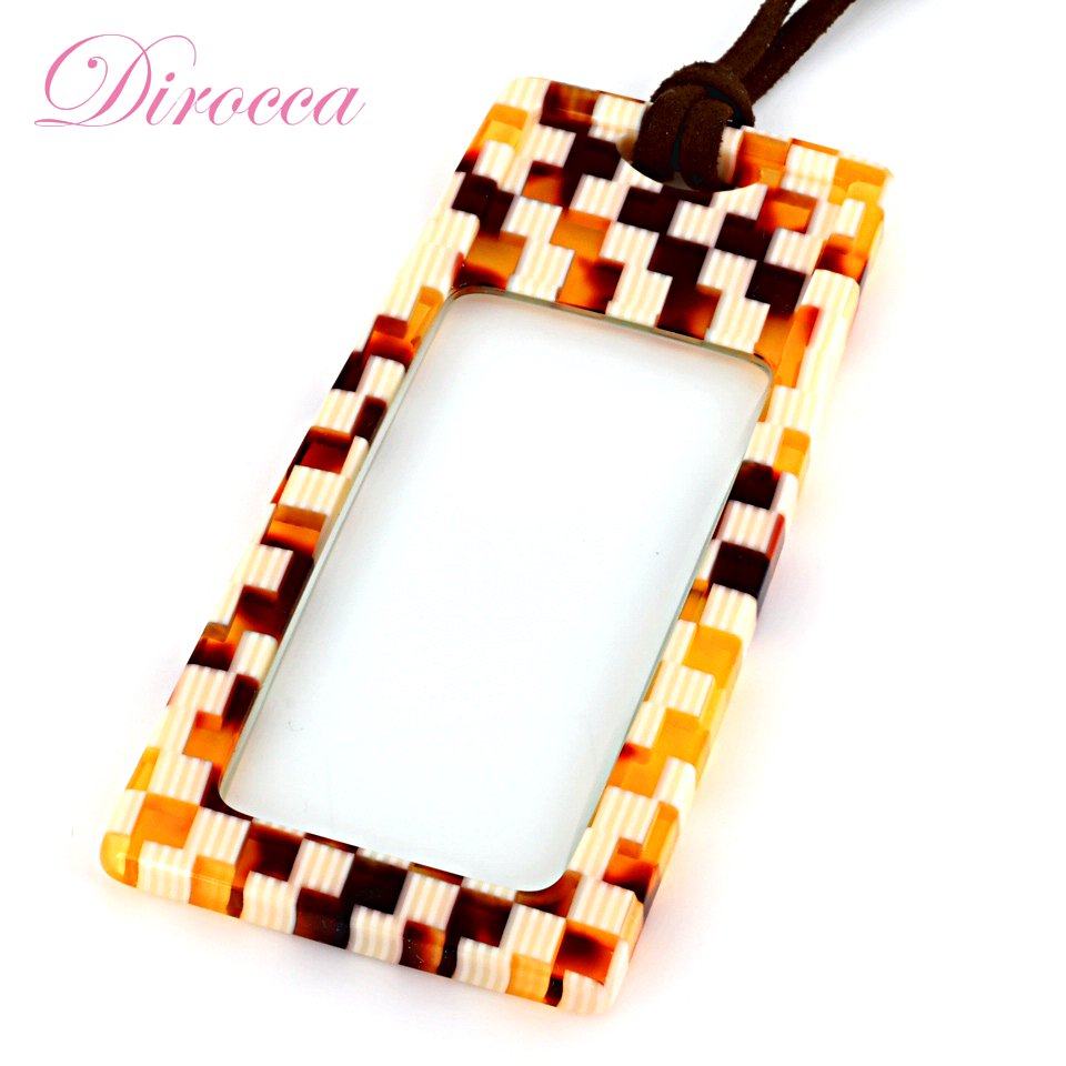 Dirocca(ディロッカ)ペンダントルーペLS2