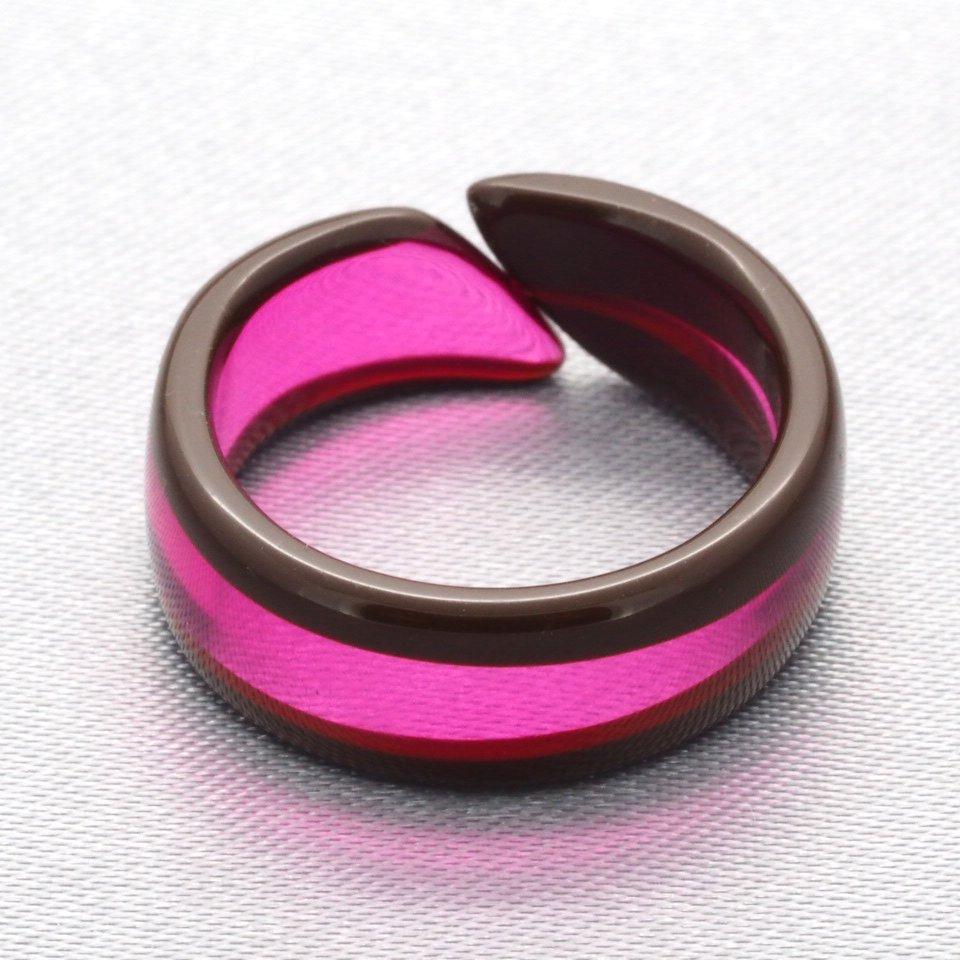 【Dirocca / ディロッカ】 Pinky Ring / ピンキーリング No.12 | 指輪,メガネ素材アクセサリー