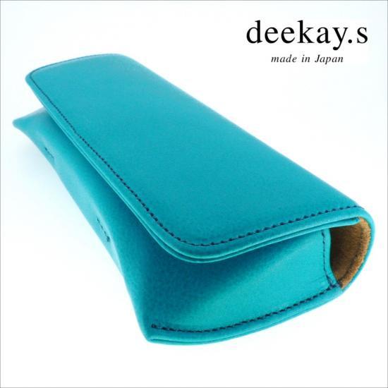 deekay.s/ディーケイエス メガネケース