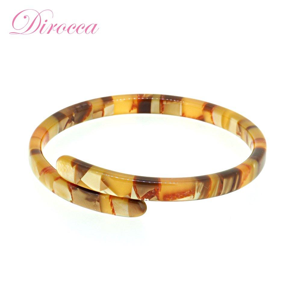 【Dirocca / ディロッカ】 ブレスレット (515) | メガネ素材アクセサリー