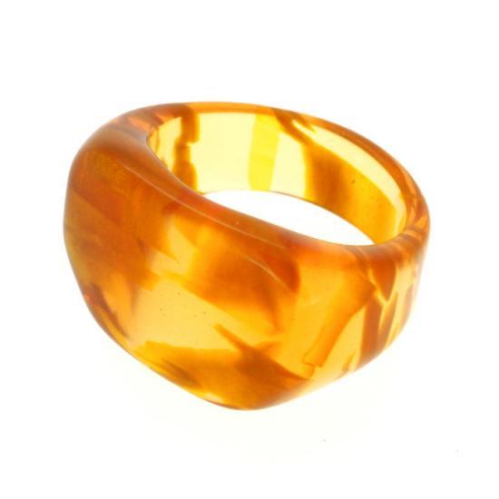 【Dirocca / ディロッカ】 Ring R-4 13号 (002) | リング,指輪,メガネ素材アクセサリー