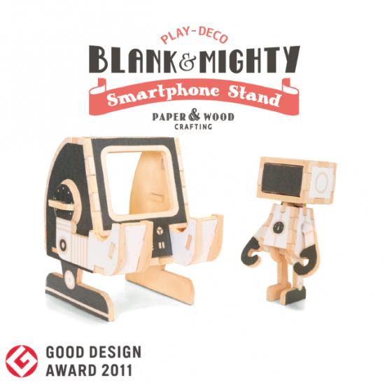 PLAY-DECO/プレイデコ BLANK&MIGHTY(ブランク&マイティー)