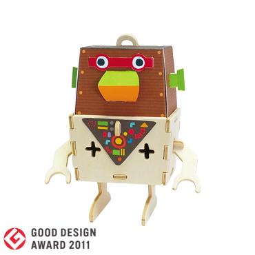 PLAY-DECO/プレイデコ [ROBOTS] BROWNIE(ブラウニー)