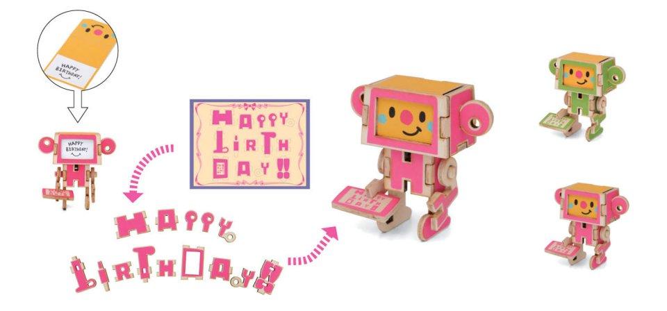PLAY-DECO/プレイデコ HAPPY BIRTHDAY(ハッピー・バースデイ)
