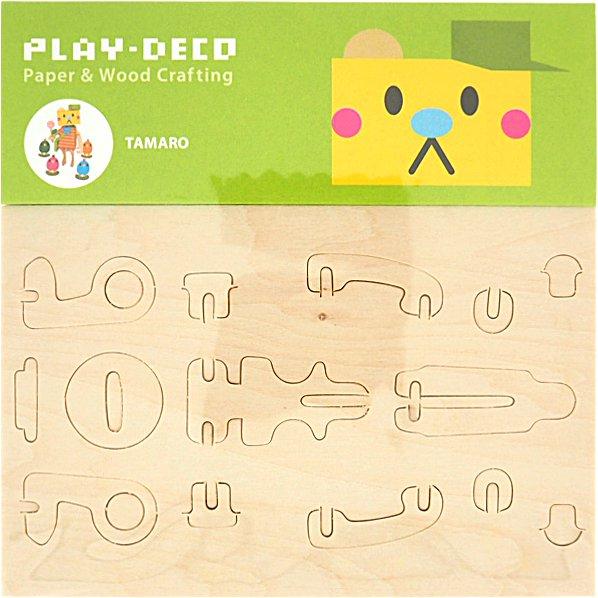 PLAY-DECO/プレイデコ TAMARO(タマロウ)