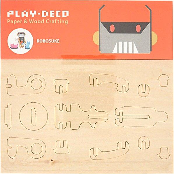 PLAY-DECO/プレイデコ ROBOSUKE(ロボスケ)