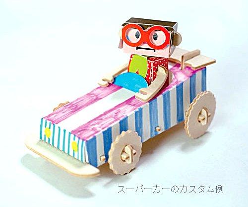 PLAY-DECO/プレイデコ JUNKO&SUPERCAR (ジュンコ&スーパーカー)