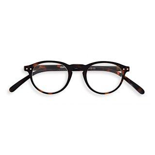 【IZIPIZI】READING #A(トータス/べっ甲)|旧See Concept,イジピジ・リーディング・エー,ボスリントン,小さい,紫外線カット,伊達メガネ,度無