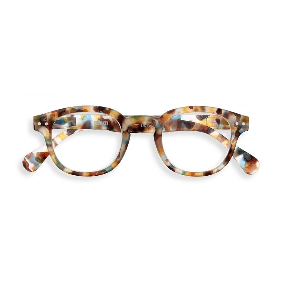 【IZIPIZI / イジピジ】(旧See Concept シーコンセプト) READING #C / リーディング・シー (ブルートータス)   ボスリントン,伊達メガネ