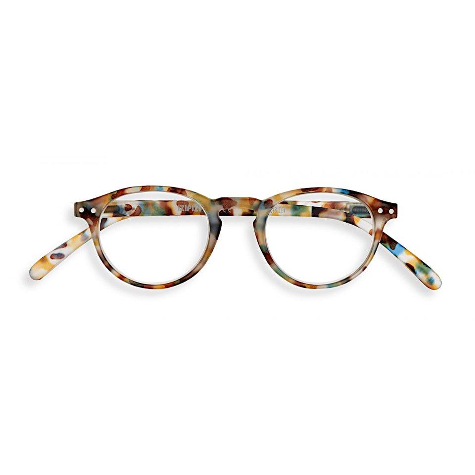 【See Concept / シーコンセプト】 READING #A / リーディング・ナンバー・エー (ブルートータス) | ボスリントン,既成老眼鏡,リーディンググラス