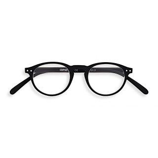 【IZIPIZI / イジピジ】 READING #A / リーディング・エー (ブラック)   旧See Concept,ボスリントン,既成老眼鏡,リーディンググラス