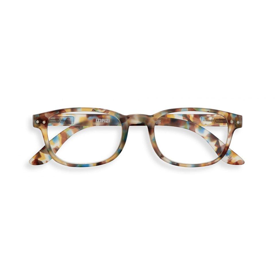 【IZIPIZI / イジピジ】 READING #B / リーディング・ビー (ブルートータス)|旧See Concept,ウェリントン,既成老眼鏡,リーディンググ…