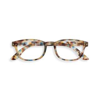 【IZIPIZI / イジピジ】 READING #B / リーディング・ビー (ブルートータス) | 旧See Concept,ウェリントン,既成老眼鏡,リーディンググラス