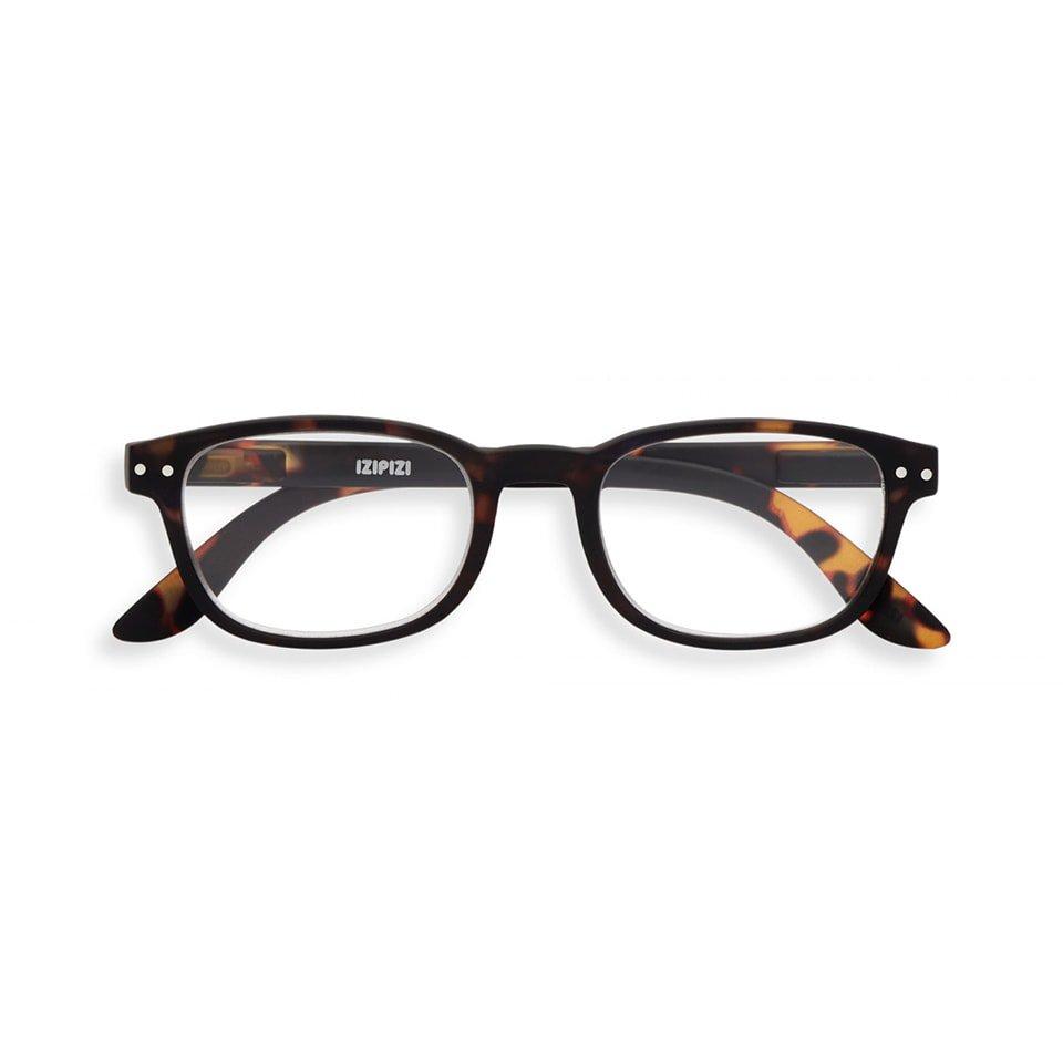 【IZIPIZI / イジピジ】 READING #B / リーディング・ビー (トータス/べっ甲)|旧See Concept,ウェリントン,既成老眼鏡,リーディンググラス