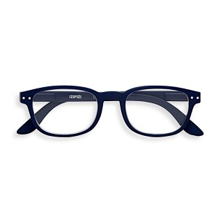 【IZIPIZI / イジピジ】 READING #B / リーディング・ビー (ネイビーブルー) 旧See Concept,ウェリントン,既成老眼鏡,リーディンググラス