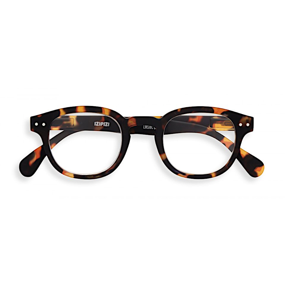 【IZIPIZI】READING #C TORTOISE|旧See Concept,イジピジ・リーディング・シー(トータス/べっ甲)|ボスリントン,太い,リーディンググラス,既成老眼鏡