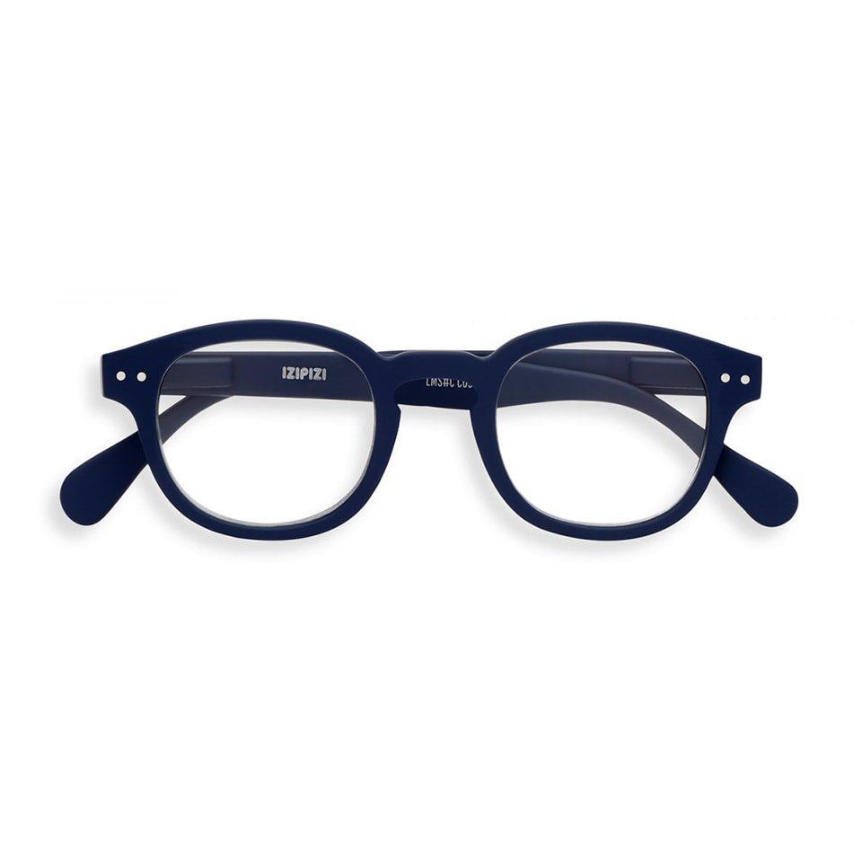 【IZIPIZI / イジピジ】 READING #C / リーディング・シー (ネイビーブルー)|旧See Concept,ボスリントン,既成老眼鏡,リーディンググ…