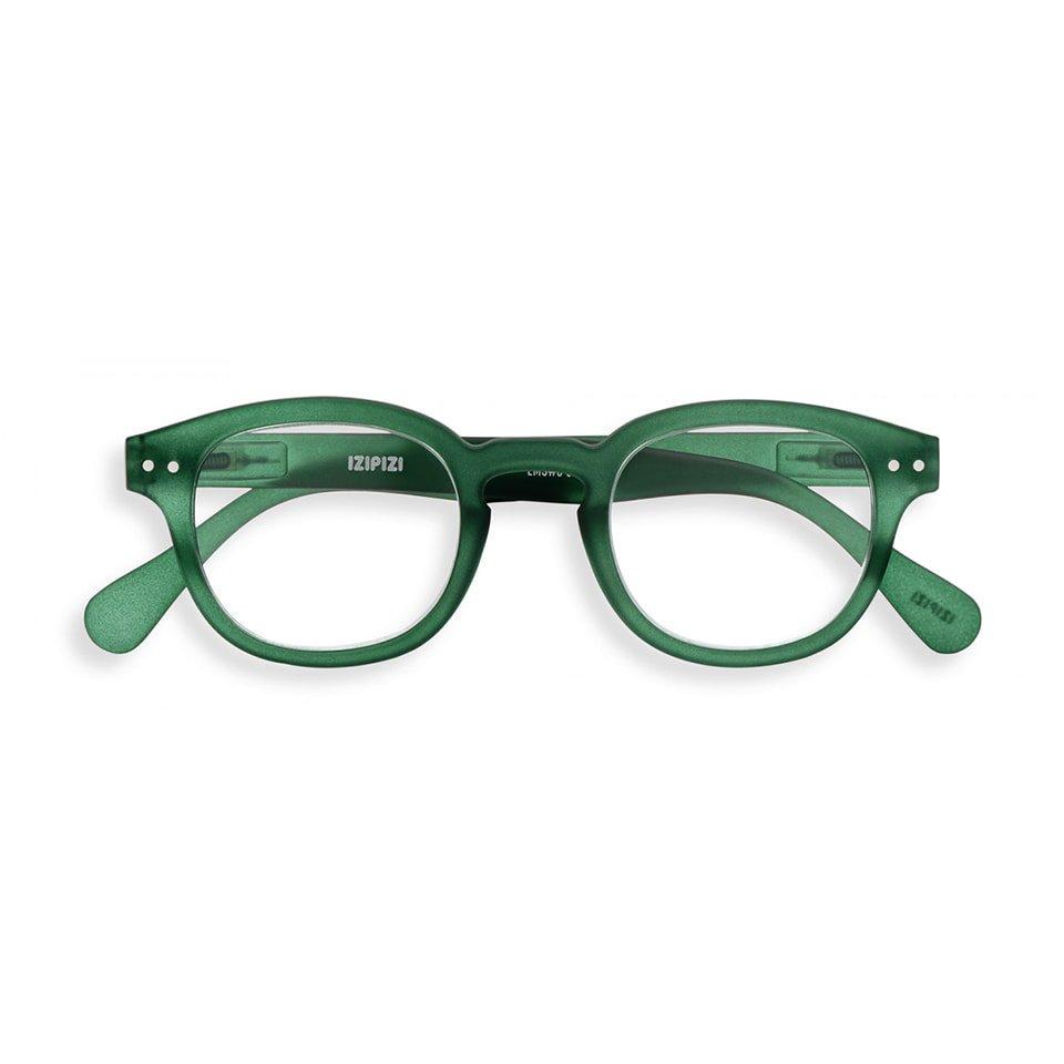 【IZIPIZI / イジピジ】 READING #C / リーディング・シー (グリーン)|旧See Concept,ボスリントン,既成老眼鏡,リーディンググ…
