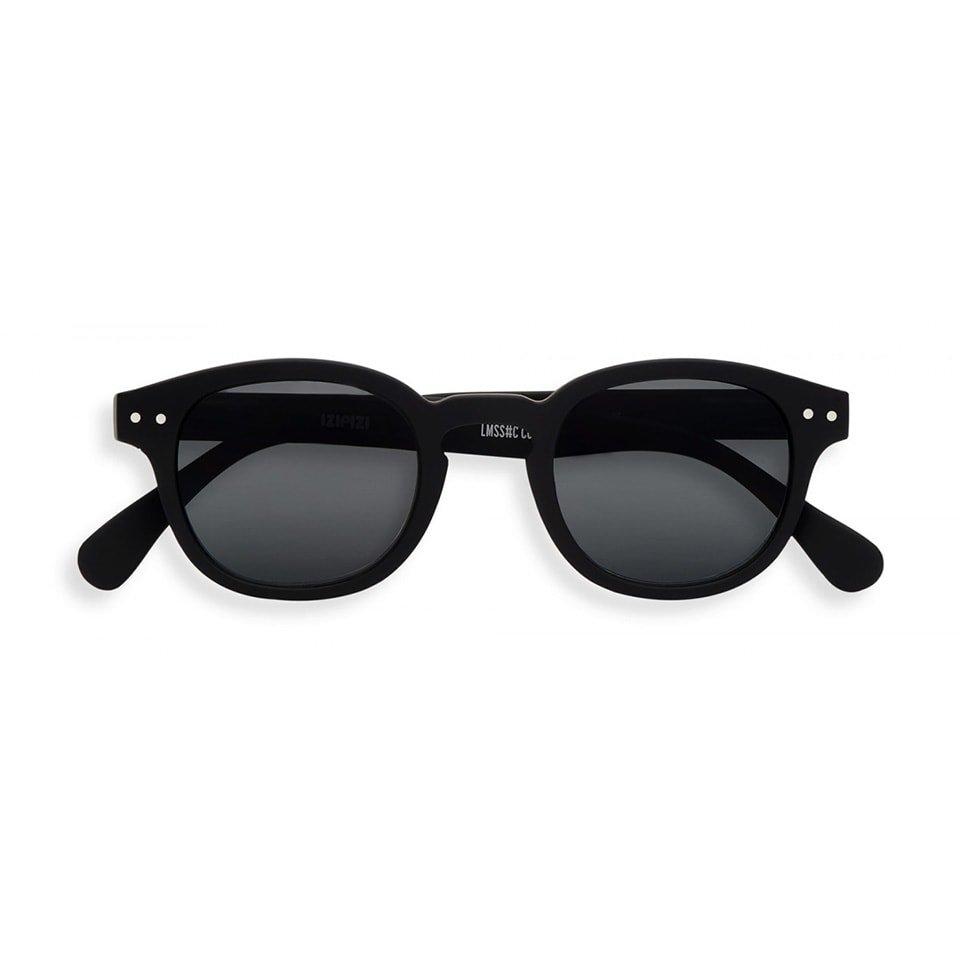 【IZIPIZI / イジピジ】 SUN #C / サン・シー (ブラック)|旧See Concept,ボスリントン,サングラス