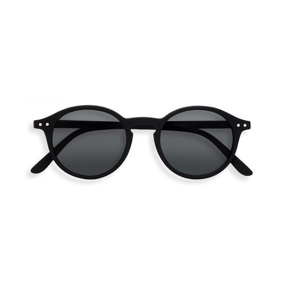 【IZIPIZI / イジピジ】 SUN #D / サン・ディー (ブラック)|旧See Concept,ボストン,サングラス