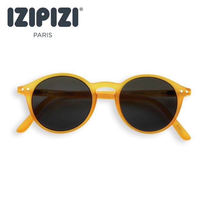 【IZIPIZI / イジピジ】 SUN #D / サン・ディー (イエロー)|旧See Concept,ボストン,サングラス