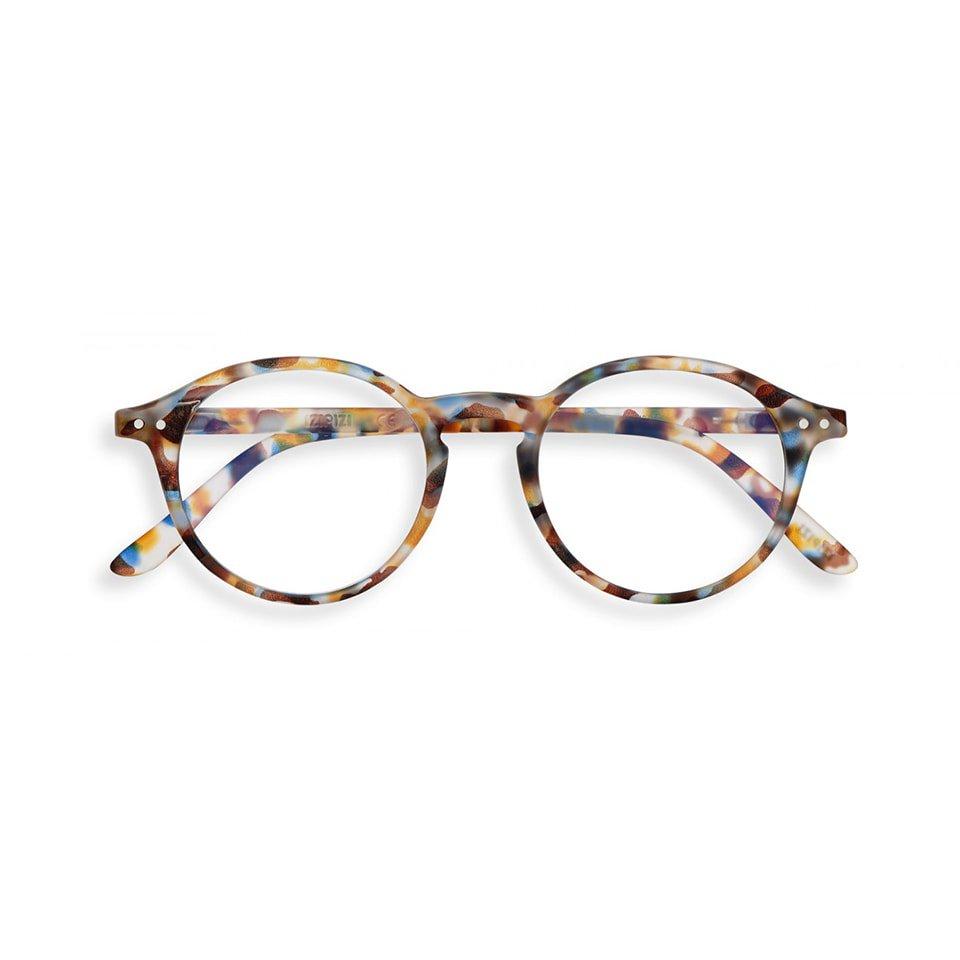 【IZIPIZI】SCREEN #D BLUE TORTOISE|旧See Concept,イジピジ・スクリーン・ディー(ブルートータス)|ボストン,ブルーライトカット/PCメガネ,度無