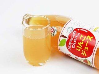 丸末果樹農園 11ぴきのねこラベル りんごジュース 1000ml×2
