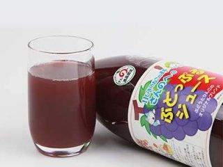 丸末果樹農園 11ぴきのねこラベル ぶどっぷるジュース 1000ml×2