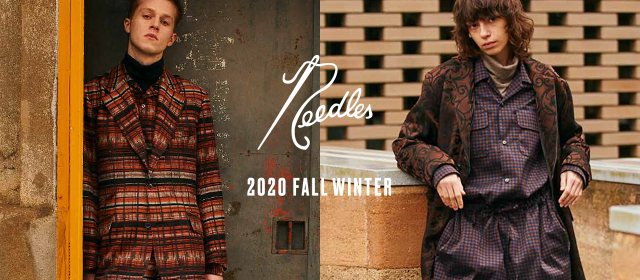 Needles 2020 Fall Winter