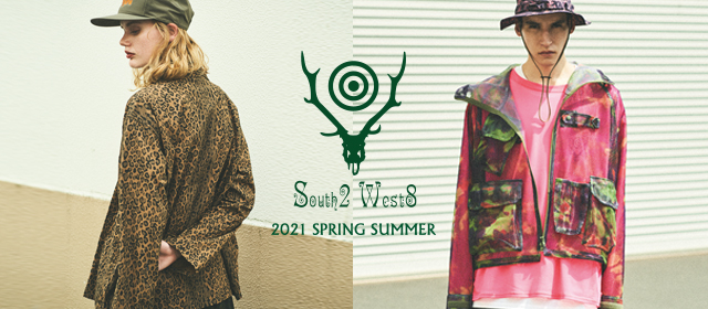Sounth2 West8 2020 Spring Summer