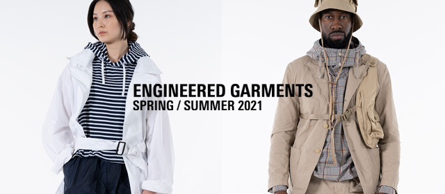 ENGINEERED GARMENTS 2020 Spring Summer