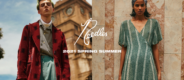 Needles 2020 Spring Summer