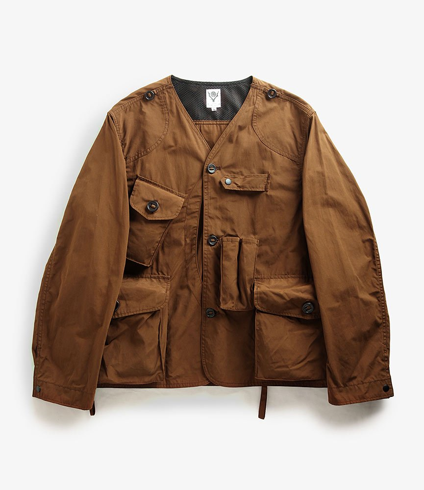 Tenkara Jacket - Wax Coating