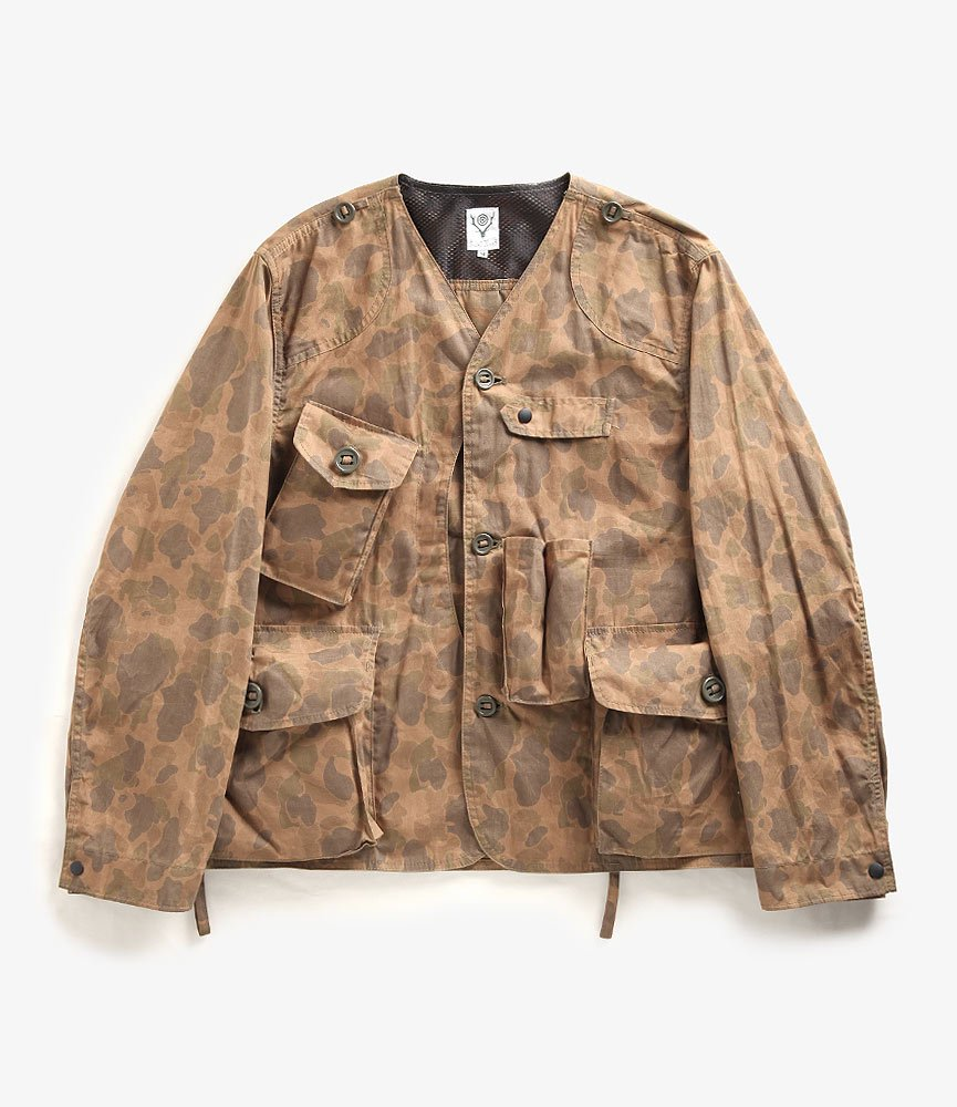 Tenkara Jacket - Hunter Camo